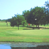 A view of a green at Meadowbrook Golf Course