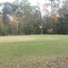 View of a green at Indian Shores Golf Course