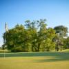 A view of a hole at Faith Bridge Ranch Golf Club