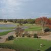 A fall view from Stonebriar Country Club