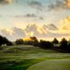A sunrise view from Faith Bridge Ranch Golf Club