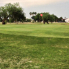 A view of a hole at Ebony Hills Golf Course