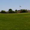 A view of a green at Hidden Falls Golf Club