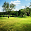 A view of a fairway at Twin Creeks Country Club