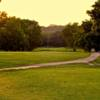 A view of a fairway at Southwest Texas Golf Course
