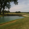 A view over the water from Lakeside Country Club