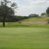 A view of the 7th green at Nocona Hills Country Club
