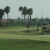 A view of a fairway at Tierra Santa Golf Club