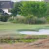 A view of a green at Sweetwater Country Club