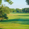 A view from a tee at Sugar Creek Country Club