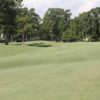 A view from a fairway at Walden on Lake Houston Golf & Country Club