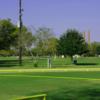 A view from Newgulf Golf Club