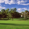 A view of a green at Horizon Golf Club