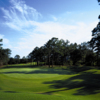 View of a green at ColoVista Golf Club