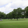 A view from Sharpstown Park Golf Course