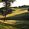 A view from a tee at Dallas National Golf Club