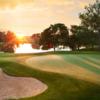 A view of a green at  Atascocita Golf Club