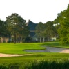 View of a green at South Shore Harbour Country Club