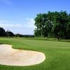 A view of a green at Texas Rangers Golf Club.