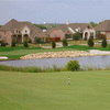 A view of the 4th hole at Coyote Ridge Golf Club