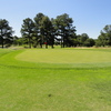 A view of green at Pine Crest Golf Club