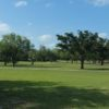 A view of a green at Alice Municipal Golf Course (City of Alice)