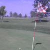 A view from a green at Preston West Par 3 Golf Course (Adam Lewis).