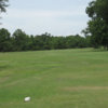 A view from tee #1 at Iron Oaks Golf Course.