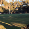 A view of a green at Beeville Country Club.