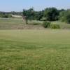 A view of a green at Comanche Trail Golf Course (Dwayne Schartz).