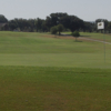 A view of a green at Brownwood Country Club.