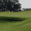 A view of a hole at Brownwood Country Club.