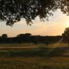 A sunset view from P.A.R. Country Club.