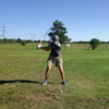 A view of a tee at Country Campus Golf Course (Jake McCullough).