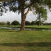 A view over the water from Lamesa Golf Course (Elizabeth Mendoza).