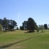 A sunny day view from Mineola Country Club.