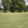 A view of the 1st hole at Raymondville Golf Course.