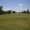 A view from tee #2 at Raymondville Golf Course.