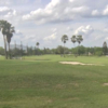 A view of a hole at Village Golf Course (Jr N Angie).