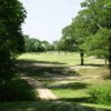 A sunny day view from Sand Hills Golf & Country Club.