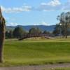 A view of a green at Alpine Country Club.