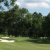 A view of hole #16 at Squaw Creek Golf Club.