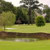 A view of the 3rd hole at Nicklaus Course from The Club At Carlton Woods.