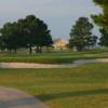 A view of the 3rd green at Cypress Lakes Golf Club.