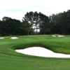 A view of a fairway from The Golf Club at Houston Oaks.
