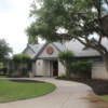A view of the clubhouse at SilverHorn Golf Club of Texas