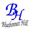 Bluebonnet Hill Golf Club &amp; Range - Public Logo
