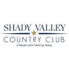 Shady Valley Golf Club - Private Logo