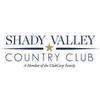 Shady Valley Golf Club - Private Logo