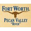 River at Pecan Valley Municipal Golf Course - Public Logo